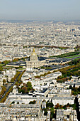 France, Ile-de-France, Capital, Paris, 7th, City center, plunging View(Sight), Invalides