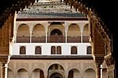 Alhambra - Nasrid Palaces- Palacio de los Leones . Granada. Spain.