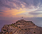 Cap de Formentor lighthouse, Majorca, Spain
