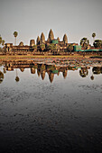 Angkor Wat Temple, Khmer Empire, temples of Angkor, Siem Reap, Cambodia, UNESCO world heritage