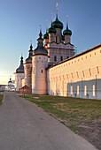 Rostov Kremlin, Rostov, Yaroslavl region, Russia