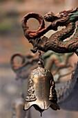 Dali, Dali Bai Autonomous Prefecture of Dali, Dali Bai Autonomous Prefecture, Shibaoshan Shiku, Mountains Shibao, Yunnan, China, Clerk, Pen, Ink, Abaco, Calligraphy