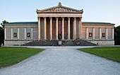 Staatliche Antikensammlung National Collection of Classical Antiquities at the Koenigsplatz square  Munich, Germany