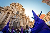 Spain, Murcia, Easter celebrations, Holy Friday procession