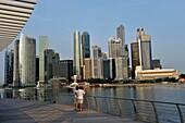 Asia, Southeast Asia, Singapore, general view
