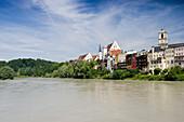 Wasserburg am Inn, Chiemgau, Bavaria, Germany