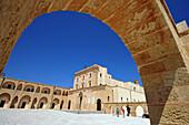 Basilica Santa Maria di Leuca in Salento, Apulia, Italy