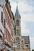 Piligrimage Chuech St Morandus, Altkirch, Elsass, France
