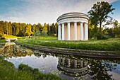 Russia, Saint Petersburg, Pavlovsk, Great Palace of Czar Paul I, Charles Cameron, British architect, Pavlovsky Park, Temple of Friendship