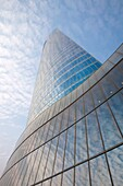 Spain, Basque Country Region, Vizcaya Province, Bilbao, Office Tower, Cesar Pelli, architect