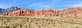 Red Rock Canyon Conservation Area Las Vegas Nevada