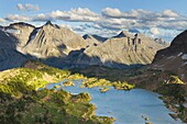 Limestone Lakes Basin, Height-of-the-Rockies Provincial Park British Columbia Canada