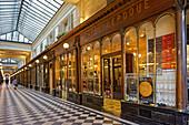 Cafe de Epoque, Passage Vero Dodat, Paris, France