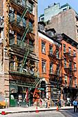 Cast Iron House, Theater Gene Frankel, New York City, New York, USA