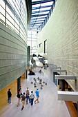 Kumu Art Museum,in Kadrioru Park,Tallinn, Estonia