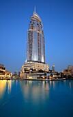 The Address Downtown Dubai, 5 Star Luxury Hotel, Dubai, United Arab Emirates