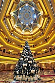 The Emirates Palace is a luxury hotel in Abu Dhabi, United Arab Emirates  The building was designed by renowned architect, John Elliott RIBA, who was Senior Vice President at Wimberly, Allison, Tong and Goo, an international firm specialising in Luxury Ho