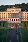 Stormont Parliament buildings, housing the Northern Ireland Assembly, Belfast, Northern Ireland, UK