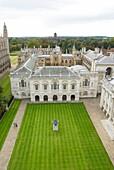 Senate House Lawn, Cambridge