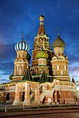 Eastern Europe,Russia,Moscow,St Basil´s Red Square