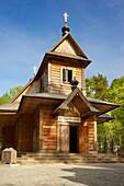 Grabarka - orthodox church at Holy Mount, Podlasie region, Poland, Europe