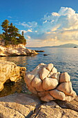 Seashore near Marathias, Zakynthos Island, Greece, Europe