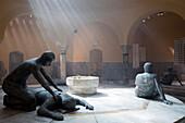 El Pacha Hammam (Turkish Bath) Converted Into A Museum, The Old City Of Saint-Jean D'Acre, Acre, Akko, Israel