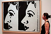 Before And After', Pop Art Painting By Andy Warhol (1928-1987), Moma, Museum Of Modern Art, Midtown Manhattan, New York City, New York State, United States
