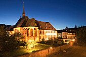 Mosel Wein Museum im St Nikolaus Spital, Bernkastel-Kues, Mosel, Rheinland-Pfalz, Deutschland