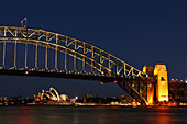 Sydney opuses House, Harbour bridge, opera, opera_house, bridge, harbour, port, water, highlight, place of interest, landmark, Sydney, city, town, city, metropolis, Australia, New South Wales, landmarks, travel, traveling, tourism, Luna park, full moon, b