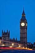 UK, United Kingdom, Great Britain, England, London, Westminster, Houses of Parliament, Palace of Westminster, Big Ben, Parliament, Landmark, UNESCO, UNESCO World Heritage, Sites, Dawn, Morning, Night View, Tourism, Travel, Holiday, Vacation. UK, United Ki