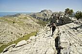Puig Des Jou, 1052 mts Bunyola Balearic Islands Mallorca Spain