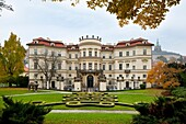 Palace Lobkowitz, German Embassy, Prague, Czechia