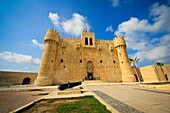 Fort of Qaitbay, Built in the 15th century AD, Alexandria, Egypt. Fort of Qaitbay, Built in the 15th century AD, Alexandria, Egypt