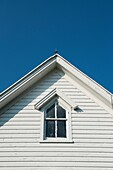 House detail, New Jersey, USA