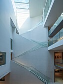 New Ashmolean Museum Interiors, Oxford
