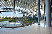 Thailand, Suvarnabhumi International Airport in Bangkok