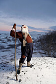 Icelandic Yule Lad aka Santa Claus, Iceland  The Yule Lads or Yulemen are from Icelandic Folklore who in modern times have become the Icelands version of Santa Claus  Christmas tradition in Iceland tells of 13 prankster trolls known as Yule Lads who delig