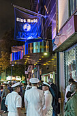 Jazz Bar Blue Note, Greenwich Village, Manhattan, New York