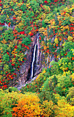 Seorak Mountain, chilseonfalls