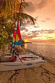 Impression auf Little Palm Island Resort, Florida Keys, USA
