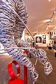 Art Fusion Galleries, Design District, Miami, Florida, USA