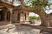 Tomb of Mohammed Gaus, Gwalior, Madhya Pradesh, India