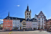 Germany , Trier City ,Central Market Square