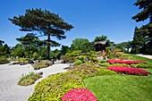 England,London,Richmond,Kew Gardens,Japanese Gateway