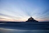 France, Normandy, Mont St.Michel
