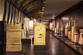 Museo Nacional de Arqueologia, National Archaeology Museum in Belem, Lisbon, Lisboa, Portugal