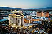 The Strip Las Vegas Boulevard, Las Vegas, Nevada, USA.