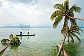 Kuna Kodup island, San Blas Islands also called Kuna Yala Islands, Panama.
