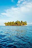 Grullos keys, San Blas Islands also called Kuna Yala Islands, Panama.